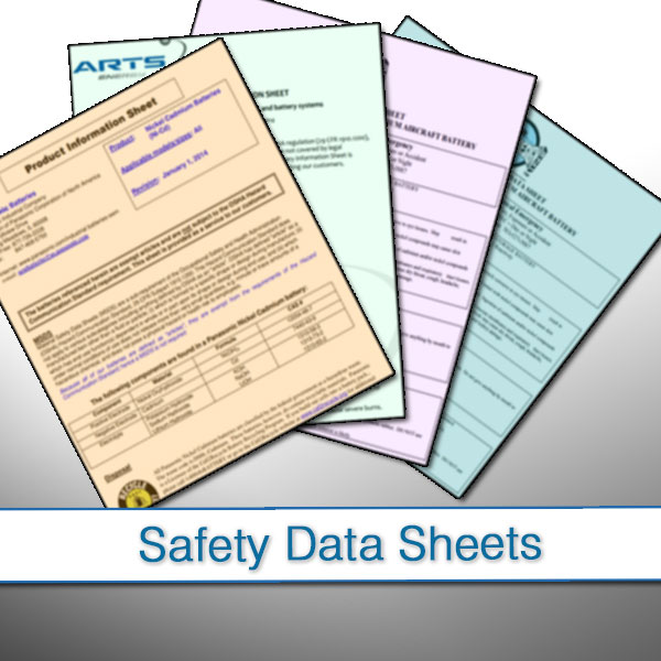 Safety Data Sheets